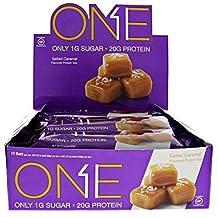 OhYeah! IOYC-OSC One protein bars - salted caramel, 720 Gram