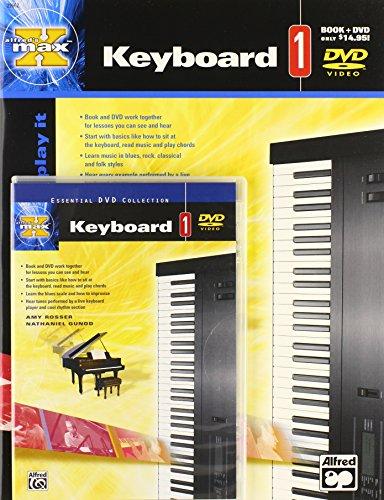 Alfreds Max Keyboard - Alfred's Max Keyboard 1