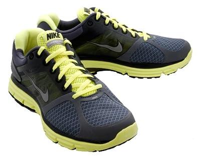 64902bf7c9b84 Nike Lunarglide + 2 Mens Running Shoe (407648-011)  Amazon.co.uk  Shoes    Bags