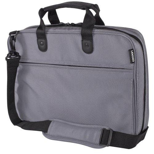 Cocoon CPS380GY Laptop Portfolio Case, Up to 15.4-Inch, Gray