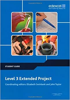Level 3 Extended Project Student Guide (Project and Extended Project Guides)
