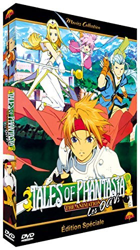 Tales of Phantasia - The Animation - Les OAVs - Edition Gold