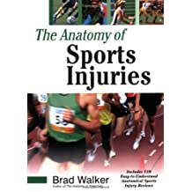 The Anatomy of Sports Injuries by Brad Walker (2007-12-26)