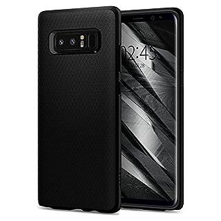 Spigen Liquid Air Armor Designed for Samsung Galaxy Note 8 Case (2017) - Matte Black