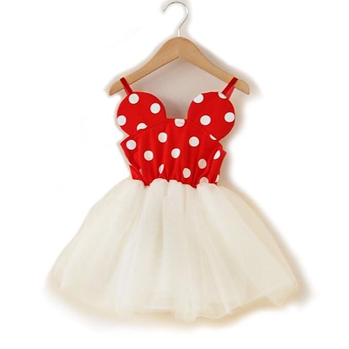 0a81d5473 Amazon.com: Minnie Mouse Tutu Dress: Clothing