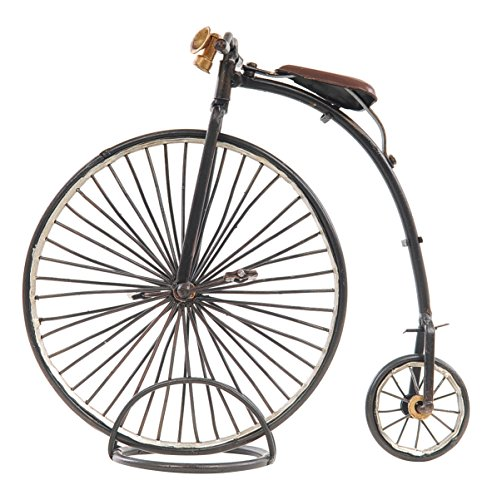 Old Modern Handicrafts 1870 The High Wheeler-Penny Farthing Collectible