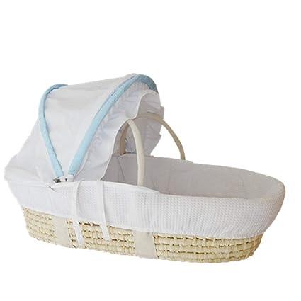 Cuna cama infantil parque infantil Flash Moses Basket, Portátil Bebé ...
