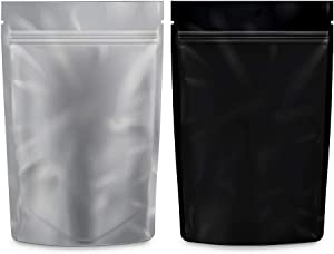 Loud Lock Mylar Bags Smell Proof 6mil Thickness - (1/2 Ounce 8
