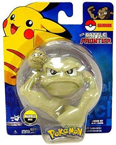 Pokemon Battle Frontier Series 2 Geodude Figure with Marble Battle Frontier Series 2 Figure