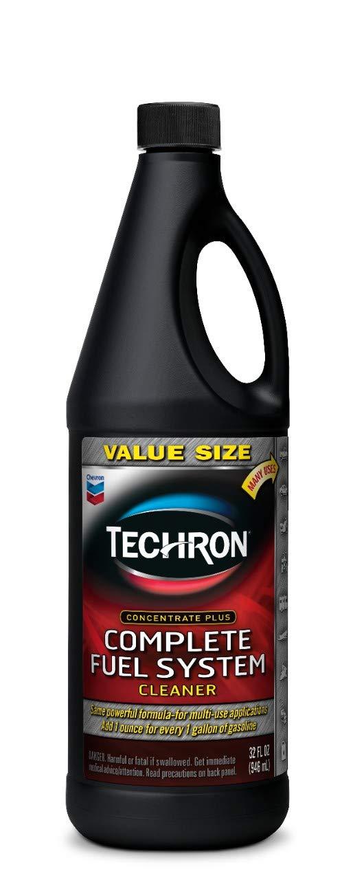 TECHRON - 266701317 Techron Concentrate Plus Fuel System Cleaner, 32 oz