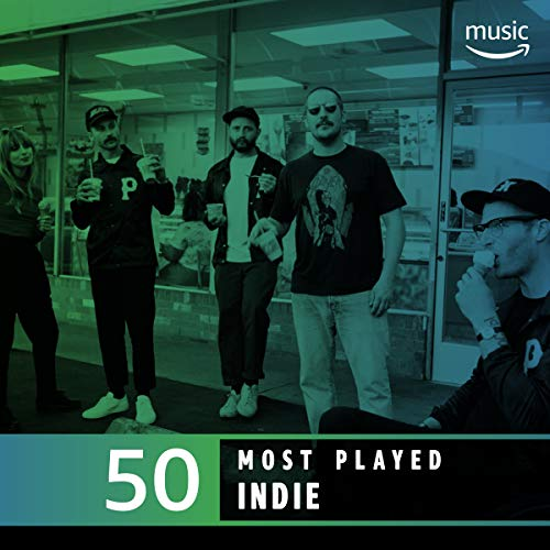The Top 50 Most Played: Indie