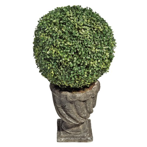 Design Toscano The Topiary Tree Collection Large Ball, Multicolored by Design Toscano