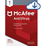 McAfee AntiVirus - 1 PC [Download Code]