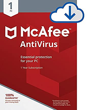 free antivirus download for windows 10 mcafee