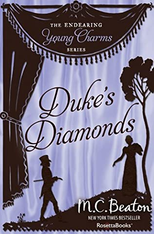 book cover of Duke\'s Diamonds