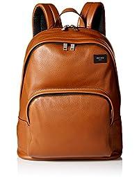 Jack Spade Men's Pebble Leather Bookpack