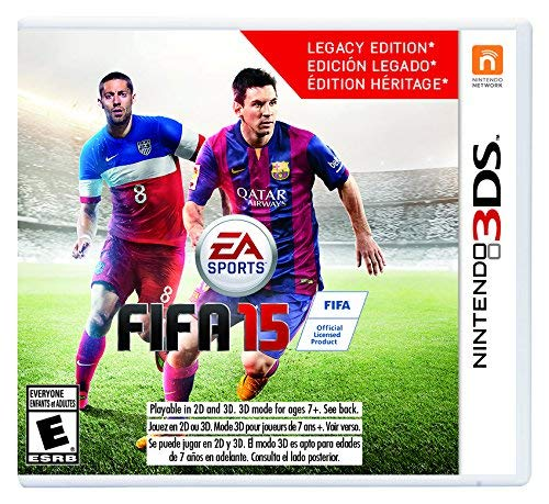 FIFA 15 - Nintendo 3DS (Fifa 15 Game)