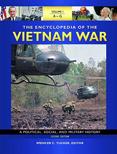 The Encyclopedia of the Vietnam War [4 volumes]: A Political, Social, and Military History, 2nd Edition by Back to 20s