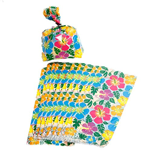 Luau Gift Bags - 2