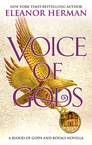 Voice of Gods (Blood of Gods and Royals) by [Herman, Eleanor]