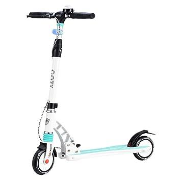 Patinetes Los Regalos Plegables de Scooter para niñas de ...