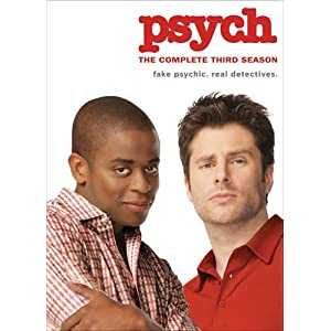 Psych: The Complete Third Season (2009)