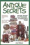 Antique Secrets, Joe Willard, 0873417224