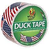 Duck Brand 283046 Printed Duct Tape%2C U
