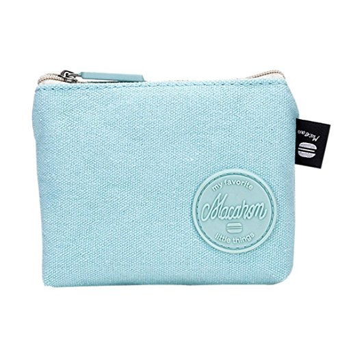 AutumnFall Women Girls Cute Fashion Coin Purse Wallet Bag Change Pouch Key Holder ()