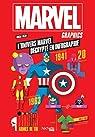 Marvel graphics: Tout l'univers de Marvel décrypté en infographies par Iscan