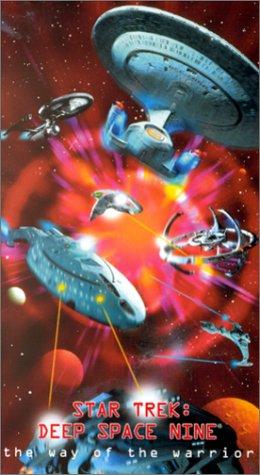Star Trek - Deep Space Nine, Episodes 73 & 74: The Way of the Warrior [VHS]