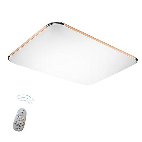 SAILUN® 48W LED Deckenleuchte Dimmbar Möbeleinbauleuchte ...