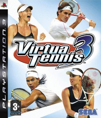 Virtua Tennis 3 - Playstation 3 Games at amazon