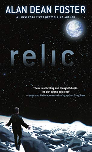 Relic by [Foster, Alan Dean]