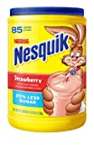 Nesquik Strawberry Powder Drink Mix, 48.7-Ounce Packages (Pack of 2)