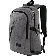 Laptop Backpack, Travel Computer Bag for Women & Men, Anti Theft Water Resistant College School...