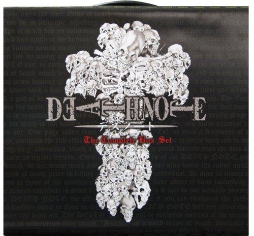 Death Note Box Set (Vol.s 1-13): Volumes 1
