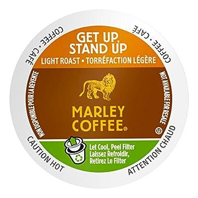 Marley Coffee Organic Pod