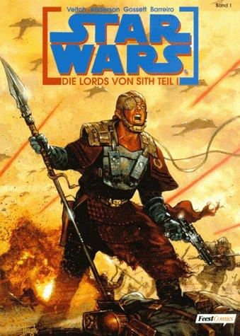 Star Wars, Bd.1, Die Lords von Sith (Comic)