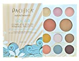 Pacifica Solar Complete Color Mineral Palette -- 0.8 oz - 3PC