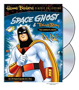 Space Ghost  Dino Boy