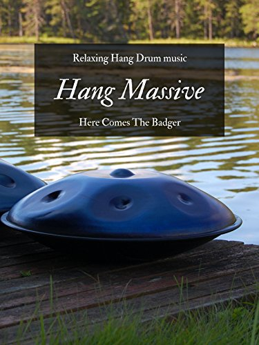 Relaxing Hang Drum music - Hang Massive - Here Comes The Badger
