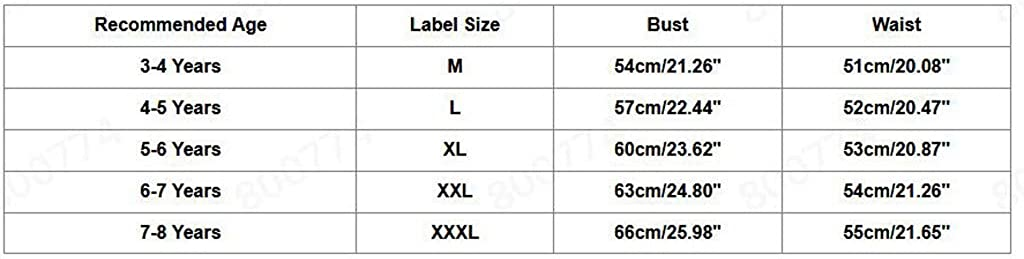 LiLiMeng Kids Baby Girl Sleeveless Solid Bowknot Beach Swimwear Swimsuits Bathing Clothes
