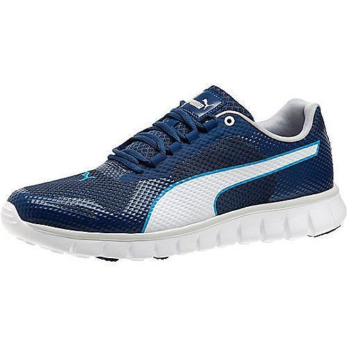 Puma Blur Laufschuh F5 mehrfarbig - blau / weiß