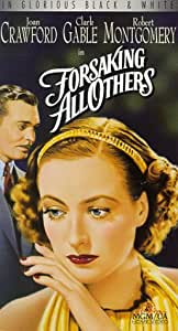 Forsaking All Others [VHS]