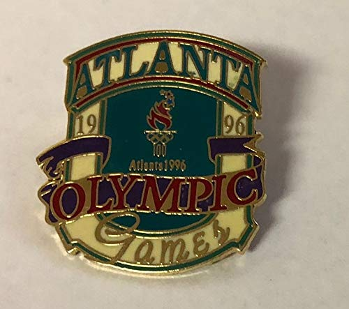 - 1996 Atlanta Olympic Games Pin