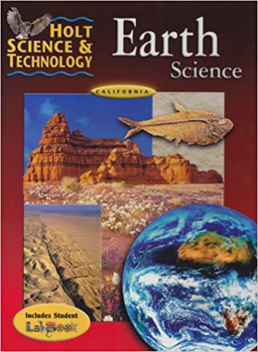 Holt Earth Science California Edition: Holt Science & Technology ...