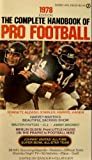 The Complete Handbook of Pro Football 1978, , 0451082338