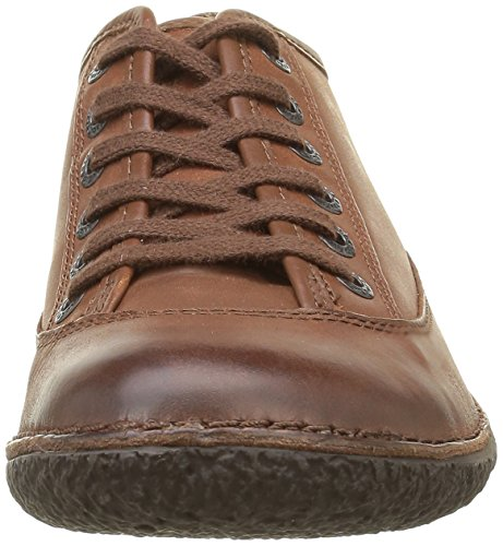 Marrone Donna Hollyday Sneaker Kickers Basse q064CT