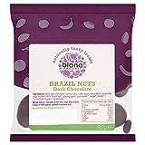 Biona Organic Brazil Nuts Dark Chocolate 80g - Pack of 6